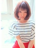 ヘアーブランド リンク 三宮店(HAIR BRAND Link)【Link】ぱるるボブ
