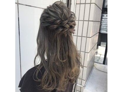 ヘアーメイクチック(HAIR MAKE CHiC)の写真