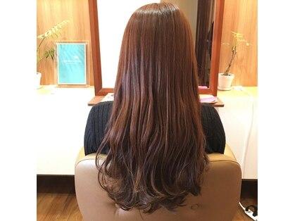 カームヘアー(Calm hair)の写真