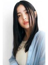 プーロ オモテサンドウ(pu-ro omote-sando)髪質改善ストレートロングで小顔カット【pu-ro井上】