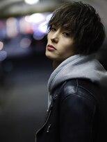 リップス 渋谷(LIPPS)男のグランジパーマ【ドルトマッシュ】