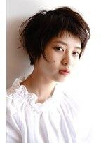 サラビューティーサイト 志免店(SARA Beauty Sight)可愛いすぎないカジュアルショート