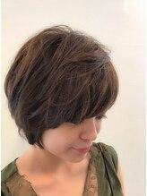 ヘアケアアンドデザイン ココレ(Hair care&Design Cocole)ふんわりショートぼぶ