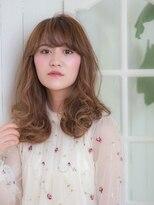 オーブ ヘアー アクネ 長岡京店(AUBE HAIR acne)フェミニン♪柔らかパーマスタイル