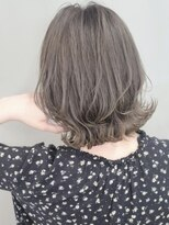 ソース ヘア アトリエ 京橋(Source hair atelier)サンドベージュ