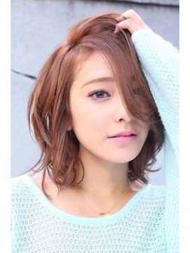 ピンクブラウンヘアカラーの特徴7個|おすすめヘアアレンジ3つ