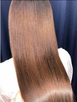 ヘアーアンドネイル フーガ(hair & nail fuga)の写真/頻繁に染めるグレイカラーは【美髪チャージカラー】がオススメ☆繰り返すことで扱いやすい髪へと導きます!