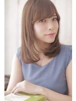ジーナフクオカ(Zina FUKUOKA)☆Zina☆ナチュラル大人ストレート3
