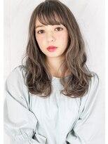 ヘアサロンガリカアオヤマ(hair salon Gallica aoyama)☆『 ミルクティーグレージュ & 毛束感 』無造作☆セミウェット