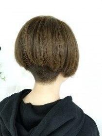 ローグ ヘアー 金町店(Rogue HAIR)ローグヘアー金町【高 和宏】ツーブロック切りっぱなしボブツ