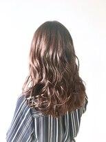 ヘアサロン レア(hair salon lea)【LEA赤羽☆山本】レイヤーロング_ヴェールウェーブ
