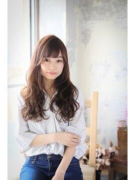 ジャスミー 浜松有玉店(HAIR&BEAUTY Jusme)スパイラルロング
