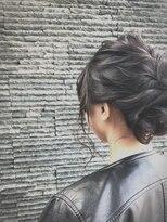 ヴェジールヘアデザイン(Vezir hair design)黒髪でも可愛いヘアセット