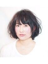 エトネ ヘアーサロン 仙台駅前(eTONe hair salon)【eTONe】3セクションボブ