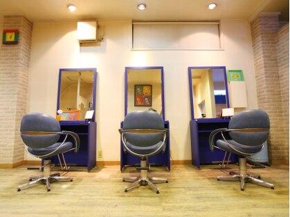 美容室アトリエプレッソの写真