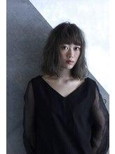 フラココニコ(hurakoko nico)*透明感のある可愛いカールボブ【ブルージュ】*