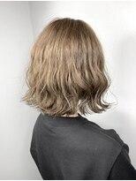 ソース ヘア アトリエ(Source hair atelier)【SOURCE】サファリベージュ