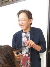 ヘアーアンドメイク ルシア モブ(hair and make LuciA mob)赤塚 重則