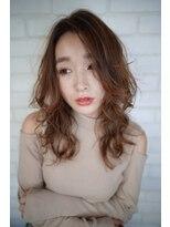 中野_イルミナカラー_人気_グレージュ_髪質改善中野/中野区