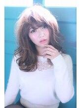 シレーナ ヘアーリゾート(Sirena Hair Resort)大人かわいい☆ふんわりカール・セミディ