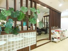 ディーリンク 中央店(hair cure DLINK)の雰囲気(ゆったり空間でお寛ぎ下さい♪)