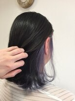 ルブリヤン(Le Brillant)インナーカラー【purple】