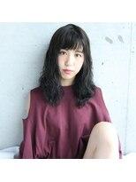 フェス カットアンドカラーズ(FESS cut&colors)[ナチュラル×ガーリー]パーマスタイル『FESS 鶴丸』