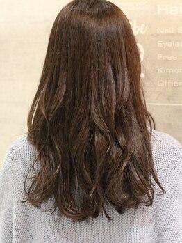 レザボア ヘアーアンドビューティー ハイブ店(reservoir Hair&Beauty Haibe)の写真/【Aujua正規取扱店】種類豊富なトリートメントからあなたのお悩みにぴったりのトリートメントが見つかる♪