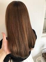 30代40代のくせ毛で悩みの方にオススメ★まとまる美髪ストレート