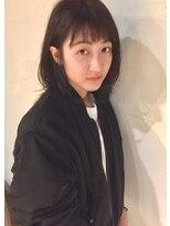 サヴァ ケヤキ(SAVA keyaki)『透明感』のあるアッシュ × ラフレイヤー