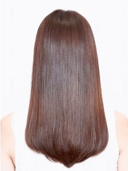 クリー(cree)の写真/ノーアイロン施術で髪の毛がナチュラルで艶が止まらない!【縮毛矯正専門】だからできるクオリティー