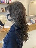 センスヘア(SENSE Hair)【ウィービングカラー】ナチュラルグレージュ☆