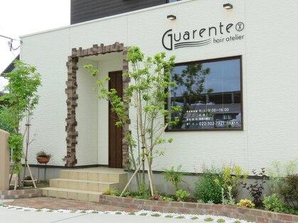 ガレンテ ヘアー アトリエ(Guarente hair atelier)の写真