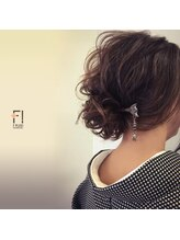 ヘアーメイクアンドネイル エフプラス(hairmake&nail F PLUS)【F PLUS!-エフプラス-】和装ヘア