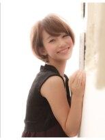 ジジ(Gigi)【Gigi】ラフで大人可愛い幸せショート☆