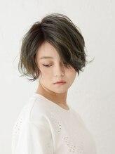 アース 石川県庁前店(HAIR&MAKE EARTH)外国人風♪マッシュショートボブ