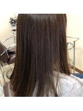 リアンヘアー(Lian hair)アプリエミドル『ブルーアッシュ』 4