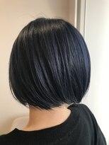 ケーオーエス(KOS beauty hair, nail & eyelash)コバルトブルー