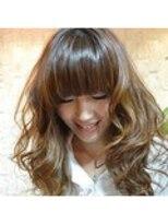 クロムヘアー(CHROME HAIR)ロングレイヤー