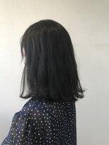 サラ ビューティー サイト 古賀店(SARA Beauty Sight)透け感ブルージュ