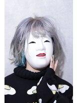 コマ(coma)coma中野】ハイトーンとポイントカラー