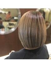 サンゴウーロク フォーメイクアップウィズヘアー(356 for make up with hair)ハイグラデーション×ブルージュ