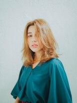 美容室パイナップル犬塚店ラフ☆カール