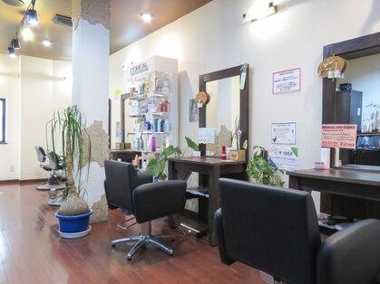 エテルノ リンド 美容室(Eterno Lindo)の写真