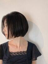 ヘアーサロン オーツー(HAIR SALON O+O)大人な上質綺麗レイヤーボブ