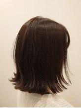 ファルコヘア 立川店(FALCO hair)MM外ハネスタイル