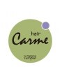 ヘアーカルメバイメノウカルフール (hair carme by menou carrefour)/hair carme  bymenou carrefour