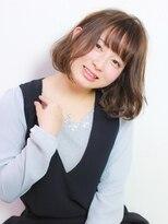 エトネ ヘアーサロン 仙台駅前(eTONe hair salon)【eTONe】愛されアッシュベージュボブ