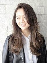 ヘアーデザイン スロープ 稲毛海岸店(Hair Design Slope)ラフロングヴェーブ