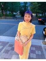 チカシツ(Chikashitsu)blue violet